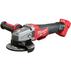 "278320 - M18 Fuel 4-1/2"" / 5"" Braking Grinder - Tool Only - Milwaukee Electric Tool"