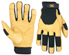 285X - Top Grain Deerskin With Reinforced Palm Gloves-XL - L.H. Dottie CO.