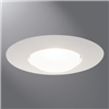 "301P - 6"" Trim Open White - Cooper Lighting Solutions"