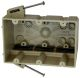 3300N - 3G Wall Box - Nail On - Allied Moulded Products
