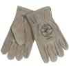 40006 - Cowhide Driver'S Gloves, LG - Klein Tools