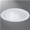 "4010WB - 4"" WHT MTL BFL WHT RNG - Eaton Lighting"