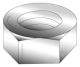 40140J - 1/2-13 Hex Nut ZP - Minerallac Company