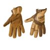 40227 - Journeyman Leather Utility Gloves, LG - Klein Tools