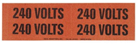 44358 - Marker Card Four Mark/CRD - Ideal