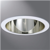 470SC - White Trim W/Specular Reflector - Eaton Lighting