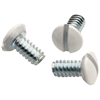 "510W - 1/2"" 6X32 WH RNDHD WPLT Screws - Pass & Seymour/Legrand"