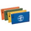 5140 - Canvas Bag 4 PK Olive/Orange/Blue/Yellow - Klein Tools