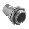 "522DC2 - 1"" Flex Screw In Diecast Connector - Bridgeport Fittings"