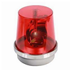 52RN540WH - 120V Red Rotating Beacon Light - Edwards Signaling