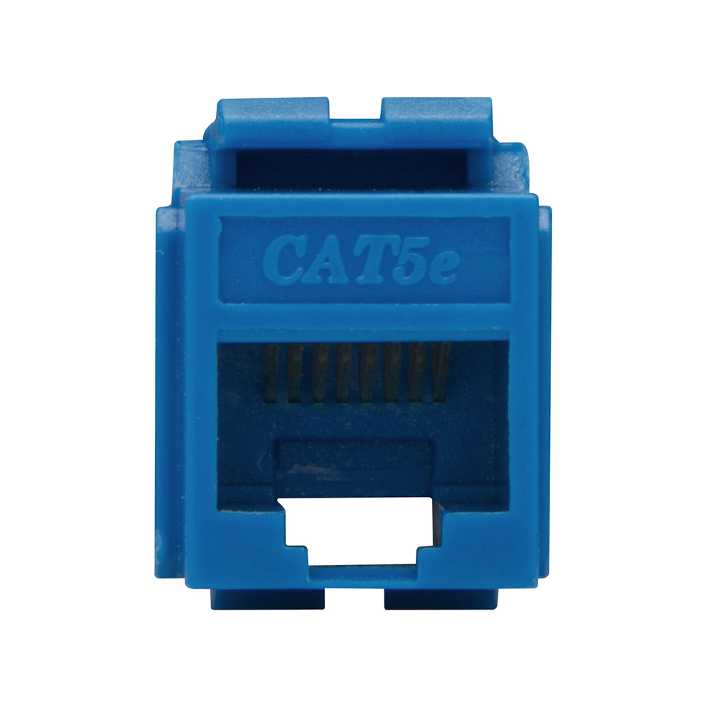 55475ebl 5547 5ebl Cooper Wiring Devices Jack Modular Cat 5e Rj45 Datajack Data Bl