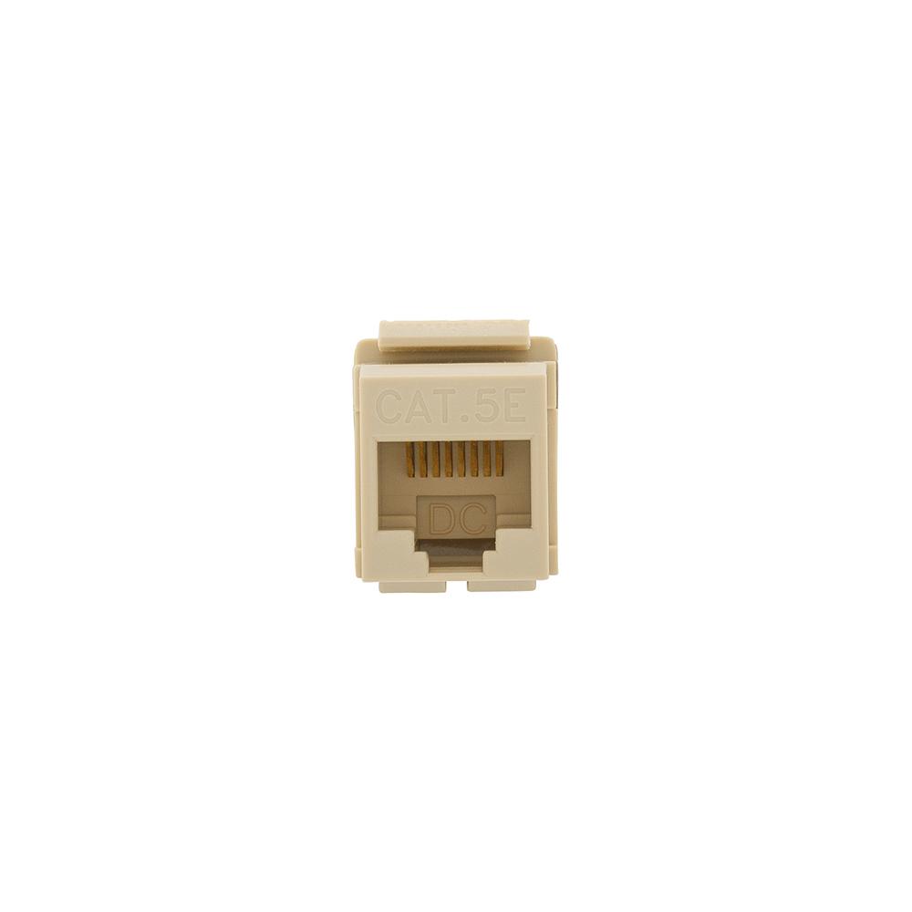 55475ev 5547 5ev Cooper Wiring Devices Jack Modular Cat 5e Rj45 Data Iv