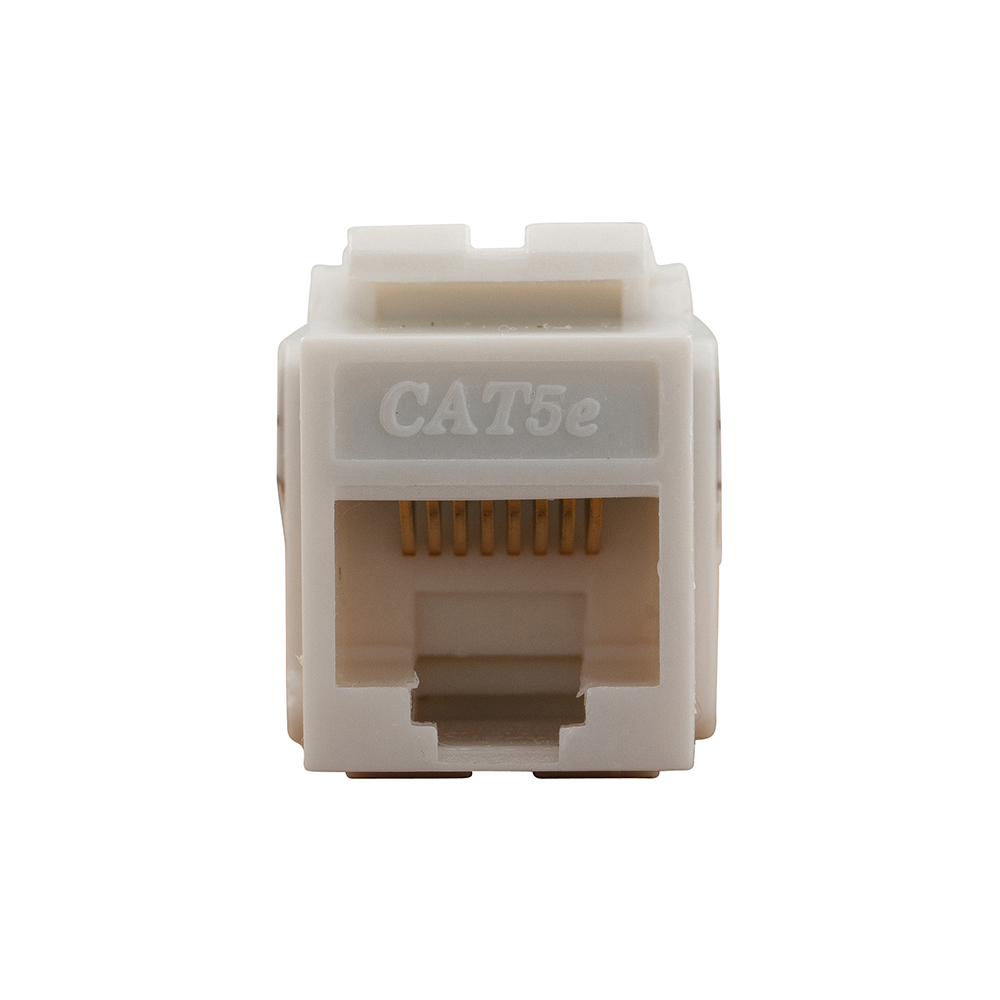 55475ew 5547 5ew Cooper Wiring Devices Jack Modular Cat 5e Rj45 Data Wh