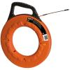 56055 - 100' Multi-Groove Fiberglass Fish Tape - Klein Tools