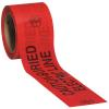 58003 - Caution Barricade Warning Tape, 1000' - Klein Tools