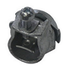 "7230V - 3/8"" STR Flex Connector - Appleton/Oz Gedney"