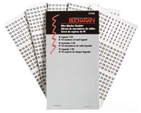 775103 - Wire Marker Booklet 1-45 - Ideal