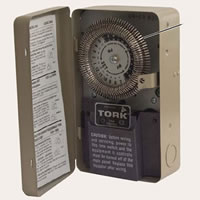 8001NC - SPDT 120V 20A Time Switch - Nsi Industries