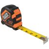 9230 - 30' Double Hook Magnetic Measuring Tape - Klein Tools