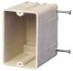9327N - 1G 3-1/4D Switch Box - Allied Moulded Products