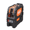 93LCLS - Self-Leveling Cross-Line Laser Level W/ Plumb Spot - Klein Tools
