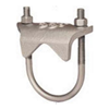 "968 - 3"" Right Angle Conduit Clamp - Bridgeport"