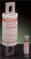 A70P101 - 700V Semicond Fuse - Mersen Fuses