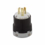AHL520P - Plug 20A 125V 2P3W H/L BW - Eaton Wiring Devices
