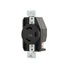 AHL530R - 30A 3W 125V TL Receptacle - Cooper Wiring Devices