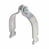 "B2014PAZN - BLTD 2-1/2"" Zinc Plate Pa Rigid Pipe Clamp - Cooper B-Line/Cable Tray"