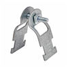 "B2213PAZN - BLTD 2"" Zinc Plated Pre-Assembled Unv Pipe Clamp - Eaton B-Line Series"