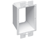BE1 - 1G PVC SW BX Ext Ring - Arlington Industries