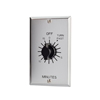 C515M - 15 Min Twist Timer With Metal Wallplate - Nsi Industries