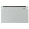 CA26WH - 1G WP Gfci White Horizontal Cover - Pass & Seymour/Legrand