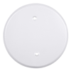 "CCRSB - Round White Blank Cover, 5"""" Dia. (Replaces CF525 - Red Dot"