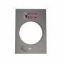 CHP0PRLMCN2 - Pop Ringless Type Replacement Meter Cover - Eaton Corp