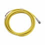 CSAS3F3CY1805 - Micro Cordset ST Ac 3PIN 3WIRE 18AWG PVC Yel 5M - Eaton