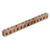 D1674 - Copper Ground Bar - Ilsco Corporation