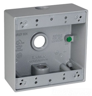 Steel City 54561-1//2 Concrete Outlet Box 4-Inch Diameter by 3-1//2-Inch Depth 20-Pack Octagon Drawn Construction Galvanized