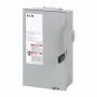 DG221NRB - 30A/2P GD Fusible Safety Switch W/Neut 240V Nema 3 - Eaton Corp