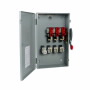 DG324NRK - 200A/3P GD Fusible Safety Switch W/Neut 240V Nema - Eaton Corp