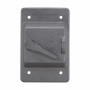 DS185 - 1G FS Box Switch Cover - Crouse-Hinds