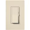 DVCL153PLA - Diva 150W Led 3WAY Dimmer Light Almond - Lutron
