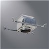 "E4ICATSB - Ic Rated New Construction 4"" Housing, Aluminum - Eaton Lighting"