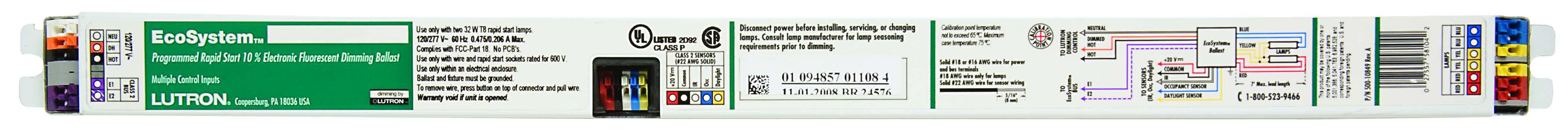 Lutron Ballast Dimming Wiring Diagram Ehdt832mu210 Ec Junv Ho 3892x335
