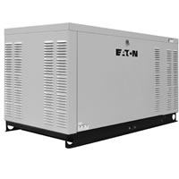 EGEN25ANSY - 25KW Liq CLD Stby Gen 1P 120/240V Scaqmd 3600 RPM - Eaton Corp