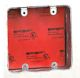 "EP45 - 4.5"" X 4.5"" X 1/8"" Powershield Elec Box Insert - Specified Technologies In"
