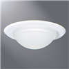"ERT550 - 5"" TRM Frosted Drop Diffuser - Eaton Lighting"