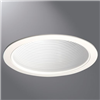 "ERT707WHT - 6"" TRM WHT Metal Baffle - Eaton Lighting"