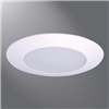 "ERT721 - 6"" Albalite Lens All-Pro Trim W/Reflector Frosted - Cooper Lighting Solutions"